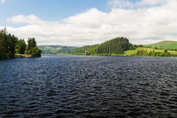 Lake Vyrnwy reservoir dam