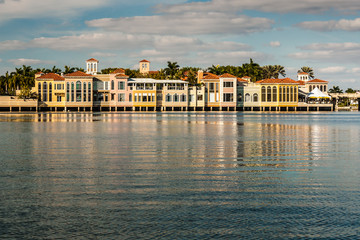 Venetian Village on Venetian Bay in Naples Florida