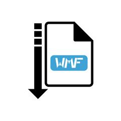 computer wmf file icon
