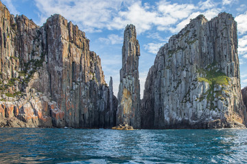Cliffs of Tasmania