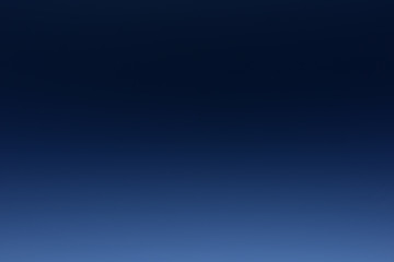 Blue color abstract, Clear and Dark sky no cloud