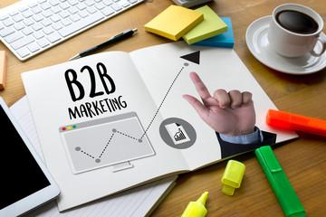B2B Marketing  Business To Business Marketing Company , B2B Busi