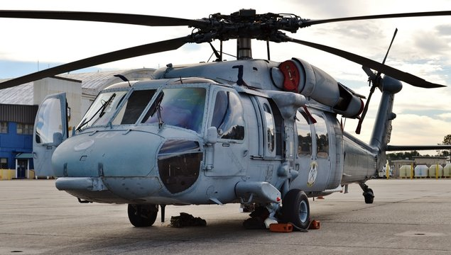 Navy MH-60/SH-60 Seahawk Helicopter