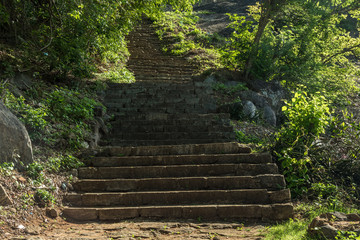 Ancient Stairs