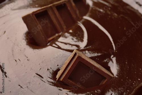 delicious melted chocolate -#main