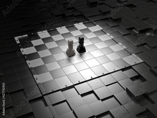 free illustration chessboard render - photo #26