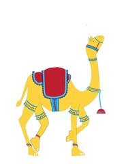 Jeweled Indian Desert Camel