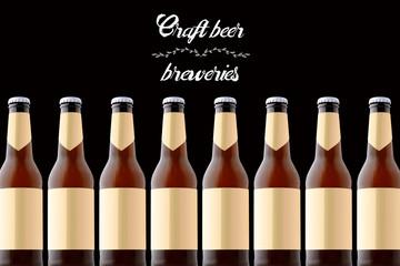 bottle craft beer