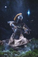 Archer Samurai stalking
