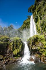 Salto El Léon im Villaricca National Park