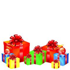 Christmas gifts, holiday