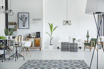 Search photos loft for Scandinavian style wohnen