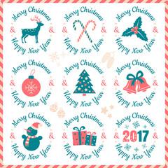 Christmas banners 2017