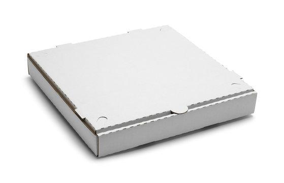 Pizza Box Closed