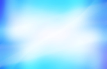 softand  smooth   blue abstract  background