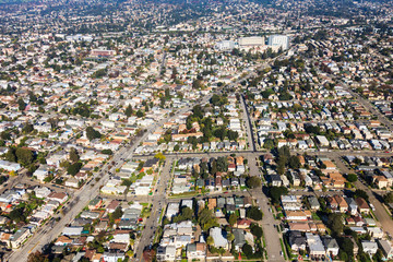 Oakland Aerial View