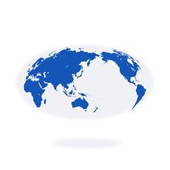 世界地図  グローバル