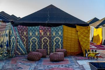 Berber Tented Camp
