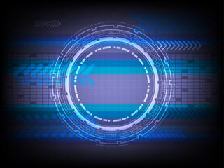 Innovation Technology background, Vector illustration