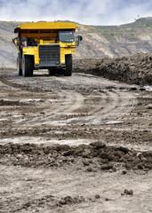 Heavy Truck Coal Mining