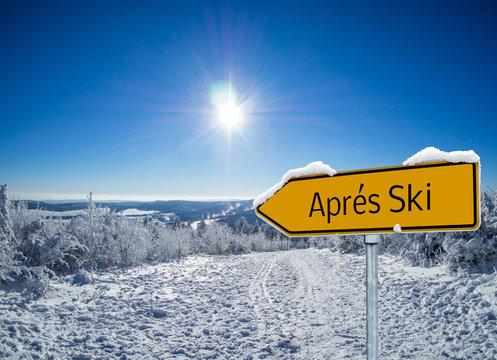 Après Ski Wintersport