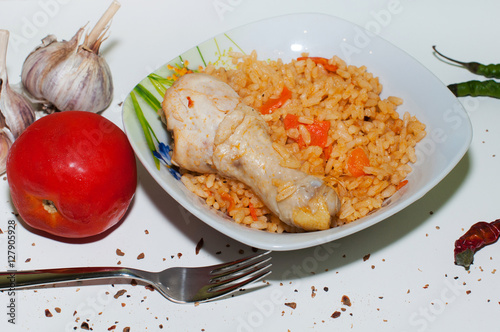 Плов в стеклянной посуде в духовке пошаговое и рецептами