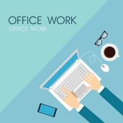 Business tools for working in the office