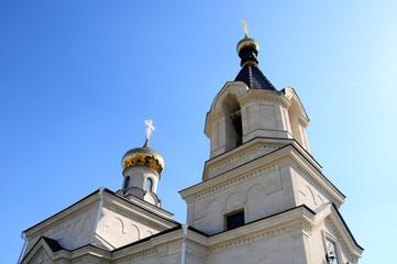 Old Orhei. church dome