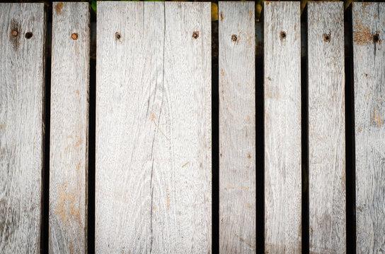 pattern of wood board texture