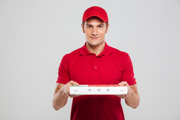 Pizza deliveryman