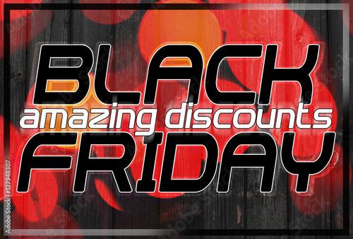 black friday amazing discounts red lights stockfotos und lizenzfreie bilder auf fotolia. Black Bedroom Furniture Sets. Home Design Ideas
