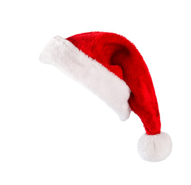 Santa Claus helper hat