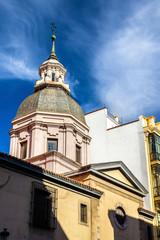 Saint Sebastian Church in Madrid