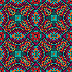 Colorful Abstract Vector Pattern