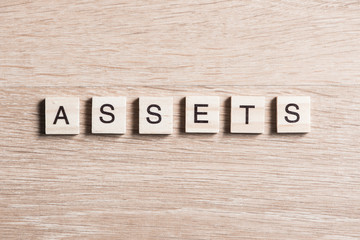 Assets word