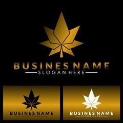 marijuana logo vector