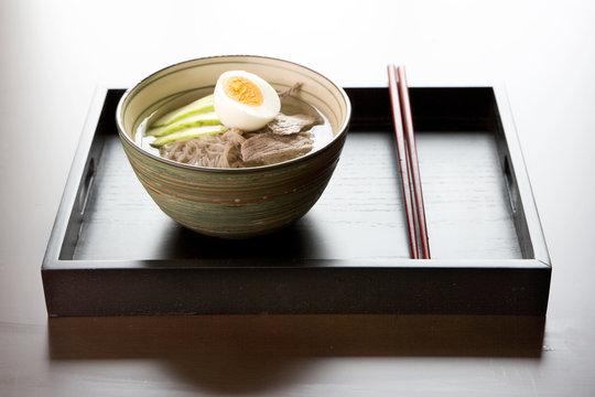 한국식 면요리, 냉면
