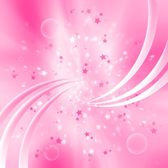 Abstract background in white and pink colors