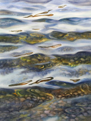 water mood watercolor