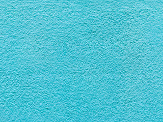 Closeup surface old blue painted cement wall textured background