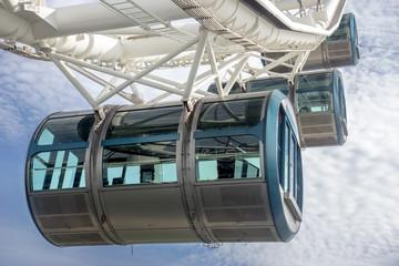 cabin of  Ferris Wheel