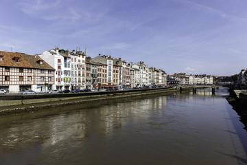 River La Nive, Bayonne