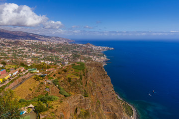 Cabo Girao viewpoint - Madeira Portugal