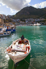 Port of Castellammare del Golfo - Sicily