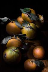 Natura Morta - Arance e mandarini