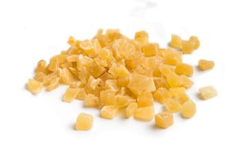 Zenzero candido, candied ginger