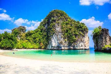 Thailand. Krabi province. Hong Islands lagoon.