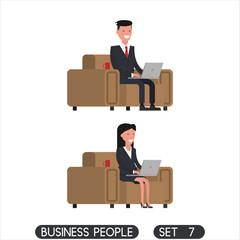 Businessman set 7