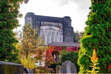 Krematorium Tolkewitz - Friedhof in Dresden