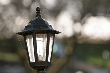 Laterne, Lampe,